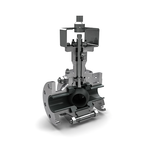 Valves for special applications